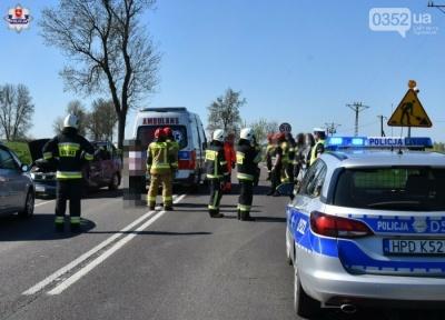 У Польщі у моторошній ДТП загинув 9-річний українець