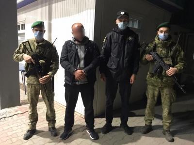 На Буковині затримали іноземця, якого розшукували за вбивство
