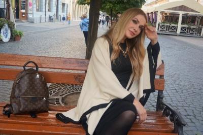 Ольга Сумська приїхала до Чернівців: з'явилося фото