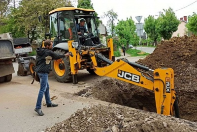 Продан заявив, що ділянку вулиці Щербанюка, яку зараз розрили, ремонтували «не перед виборами»