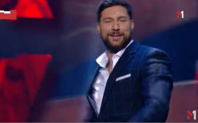 Український співак зганьбився: не включився мікрофон, поки грала фонограма – відео