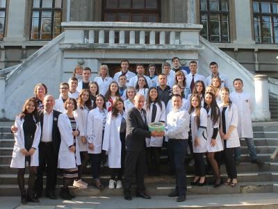 Кафедра хімічного аналізу, експертизи та безпеки харчової продукції ЧНУ ім. Ю. Федьковича запрошує на навчання у 2021-2022 н.р.*