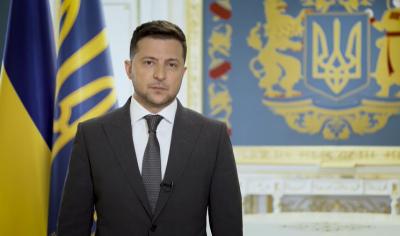 «Вітаю всіх – весна прийшла»: Зеленський оголосив про введення санкцій проти сотень «злодіїв у законі»