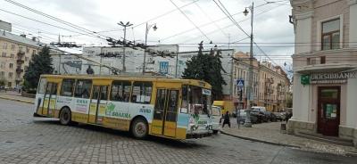 Чи діють спецперепустки у тролейбусах Чернівців,- пояснення ЧТУ