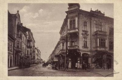 Невідома Буковина: яку романтичну назву мала вулиця Івана Франка у Чернівцях