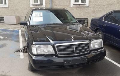 Автомобіль мера Чернівців пустили з молотка: «Мерседес» продали удвічі дорожче