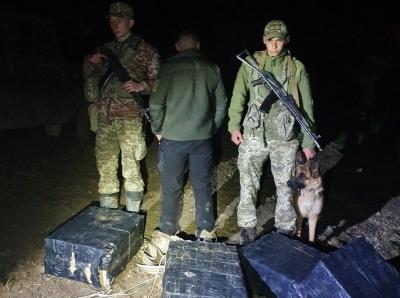 Намагалися подолати загороджувальний паркан:  на Буковині порушників кордону затримували пострілами
