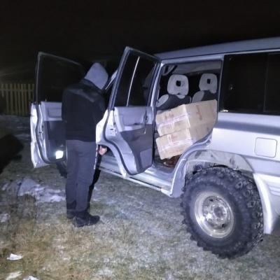 Штраф майже 65 тисяч: на Буковині засудили контрабандиста
