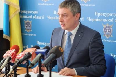 Люстрований екс-прокурор Буковини виграв суди щодо свого поновлення на посаді