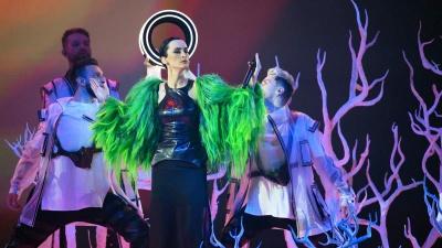 Український гурт Go_A влаштував справжнє шоу у першому півфіналі Євробачення-2021 – відео