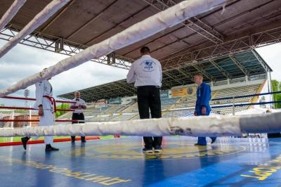 Буковинці відзначилися на чемпіонаті України з універсального бою