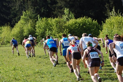 Буковинки стали одними з кращих у гірському бігу