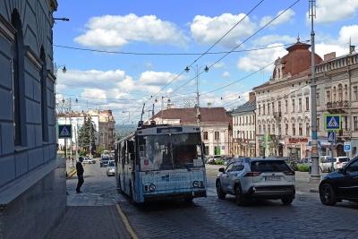 Чернівці збираються придбати у кредит 50 нових тролейбусів