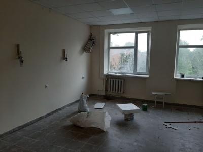 У Чернівцях відремонтували приміщення палати, яке постраждало від вибуху