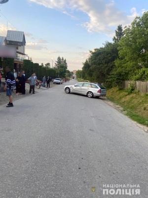 Смертельна ДТП на Буковині: Mercedes наїхав на мотоцикл, загинув пасажир