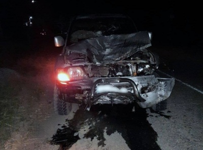 Друга за добу смертельна аварія на Буковині: Mitsubishi зіткнувся з мінітрактором
