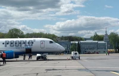 Аеропорт у Чернівцях хоче запустити авіарейс на Італію