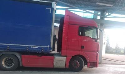 На Буковині виявили вантажівку, яку розшукував Інтерпол