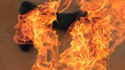 Виявила сина без ознак життя: на Буковині у пожежі згорів чоловік