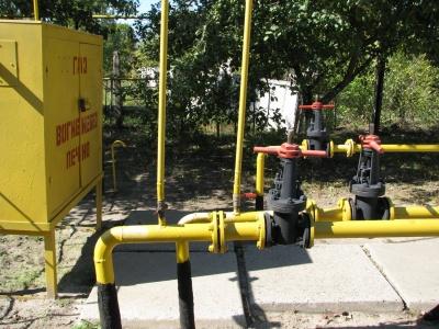 На Буковині кілька сіл залишаться на день без газу